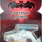 1997 - Kenner - Batman & Robin - Die Cast Metal - Set Of Four