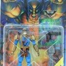1995 - Action Figures - Toy Biz - Marvel Comics - X-Men - Mutant Genesis Series - Maverick