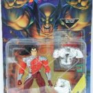 1995 - Action Figures - Toy Biz - Marvel Comics - X-Men - Mutant Genesis Series - Sunfire