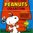 Peanuts Collection - Preview Edition -  33 Trading Cards