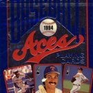 1994 - Bicycle Sports Collection - Major League Baseball - Aces - Playing Cards