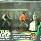 1997 - Cantina Showdown - Action Figures - Star Wars - The Power Of The Force - Rebel Alliance