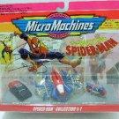 1993 - Micro Machines - Marvel - Spider-Man Collection I & II Set