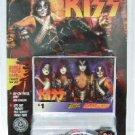 1997 - Die-cast Metal - Johnny Lightning - KISS - #1 Thru 5 Cars Set