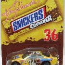 2002 - Racing Champions - Snickers Cruncher - Ken Schrade - Limited Edition - Die-cast Metal