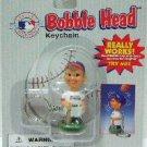 1997 - Basic Fun - Braves - Limited Edition - Mini Bobble Head Keychain
