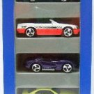 1996 - Mattel - Hot Wheels - 5 Car Gift Pack - California Dreamin'