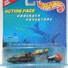 1997 - Mattel - Hot Wheels - Action Pack - UnderSea Adventure