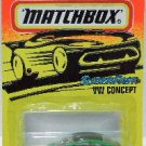1997 - Matchbox - Super Fast - VW Concept - Limited Edition