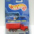 1991 - Peterbilt Dump Truck - Mattel - Hot Wheels - Collector #100