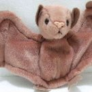 1996 - Ty - The Original - Beanie Baby - Batty - Bat - Plush Toys