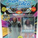 1993 - Playmates - Star Trek - The Next Generation - 2nd Season - Klingon Warrior Worf