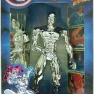 "1994 - Toy Biz - Marvel Comics - Fantastic Four - Deluxe Edition - 10"" Silver Surfer"