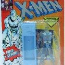 1993 - Toy Biz - X-Men - The Original Mutant Super Heroes - IceMan - Super Ice Slide