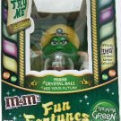 M&M's Brand - Madame Green - Limited Edition Collectible - Chocolate Candy Dispenser