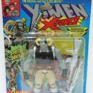 1994 - Toy Biz - X-Men - The Original Mutant Super Heroes - X-Force - Quark - 2-Fisted Quick