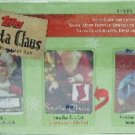 2007 - Topps - Premiere Edition - Santa Claus - Holiday Set  - Non-Sport Trading Cards
