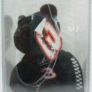 2001 - NASCAR - 23 Karat - Gold'n Bears - #3 Dale Earnhardt - Black Plush Bear