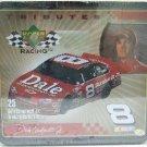 2000 - Upper Deck - Racing - Tributes - #8 Dale Earnhardt Jr. - Lunch Box / 25 Trading Card Set