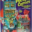 1995 - Toy Biz - X-Men - The Uncanny - Pocket Comics - Danger Room