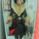 1998 - Mattel - Barbie Doll - City Seasons Series - Winter in New York - Collector's Edition