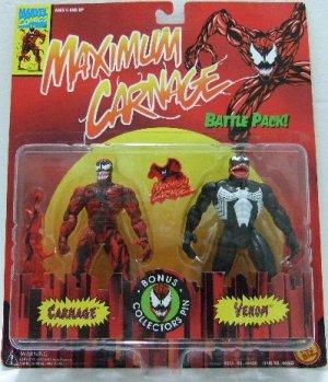 1994 Toy Biz Marvel Comics The New Animated Series Maximum