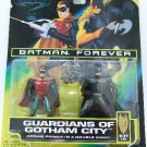 1995 - DC Comics - Kenner - Batman Forever - Guardians Of Gotham City - 2 Pack - Toy Action Figure