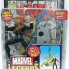 2006 - Toy Biz - Marvel Legends - Mojo Series - Longshot (Variant)  - Toy Action Figures