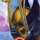1995 - Marvel - Fleer Ultra - X-Men - Lethal Weapons - Wolverine - Limited Edition - #9 of 9