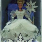 1996 - Mattel - Barbie - Walt Disney's - Cinderella - Holiday Princess Doll - First in a Series