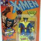 1992 - Toy Biz - Marvel Comics - X-Men - Wolverine - 3rd Edition - Matching Card