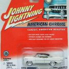 2000 - Johnny Lightning - American Chrome - 1957 Lincoln Premiere - Die-cast Metal Cars