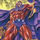 1996 - Marvel - Masterpieces - Magneto - Scanlan - Canvas - #13 of 22