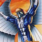 1996 - Marvel - Masterpieces - Archangel - Nelson - Canvas - #1 of 22