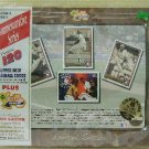 1992 - Upper Deck - Premiere Issue - Baseball Heroes - Limited Edition - Commemorative Series Sheet