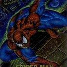 1995 - Marvel - Fleer Ultra - Masterpieces - Spider-Man - Peter Scanlan - #6 of 9