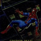 1995 - Marvel - Fleer Ultra - Masterpieces - Spider-Man - Nelson - #5 of 9