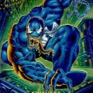 1995 - Marvel - Fleer Ultra - Masterpieces - Venom - Peter Scanlan - #9 of 9