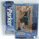 2007 - Tony Parker - Sports Action Figure - McFarlane's - Basketball - Spurs