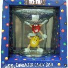 M&M's Brand - Crystallized Acrylic - Character Candy Dish