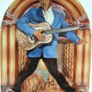 The Bradford Exchange - Elvis Presley - All Shook Up - Juke Box Collection - Collector's Plate