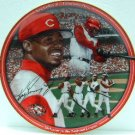 Ken Griffey Jr. - Welcome to the National League - Hometown Hero Collection - Collector's Plate