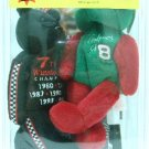 2001 - NASCAR - 23 Karat - Gold'n Bears - Earnhardt Value Pack - Limited Edition - Plush Bear Set