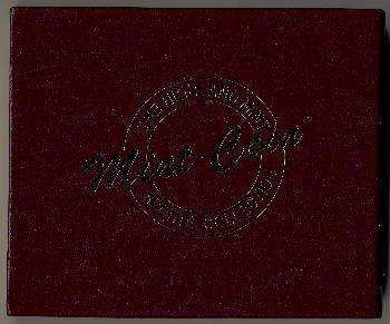 1995 - The Highland Mint - Magnum Series - Ken Griffey , Jr. - Seattle Mariners - Bronze - Magnum