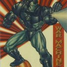 1994 - Marvel Entertainment - Universe - War Machine - Suspended Animation - Acetate - #9 of 10