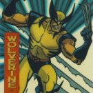 1994 - Marvel Cards - Universe - Wolverine - Suspended Animation -  Acetate - #10 of 10