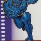 1995 - Marvel - Fleer Ultra - X-Men - Beast - Suspended Animation - Acetate - #1 of 10