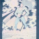 1992 - DC Comics - Superman - Hall Of Fame - Hologram - Series 1 - # DCH8