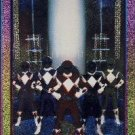 1994 - Mighty Morphin - Power Rangers - Power Foil Subset - Phototype - #1