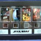 2005 - Lucasfilm Ltd. - The History Of Star Wars - Limited Edition - Filmcell - Framed Art